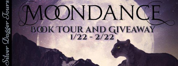 *~Book Tour: Moondance~*