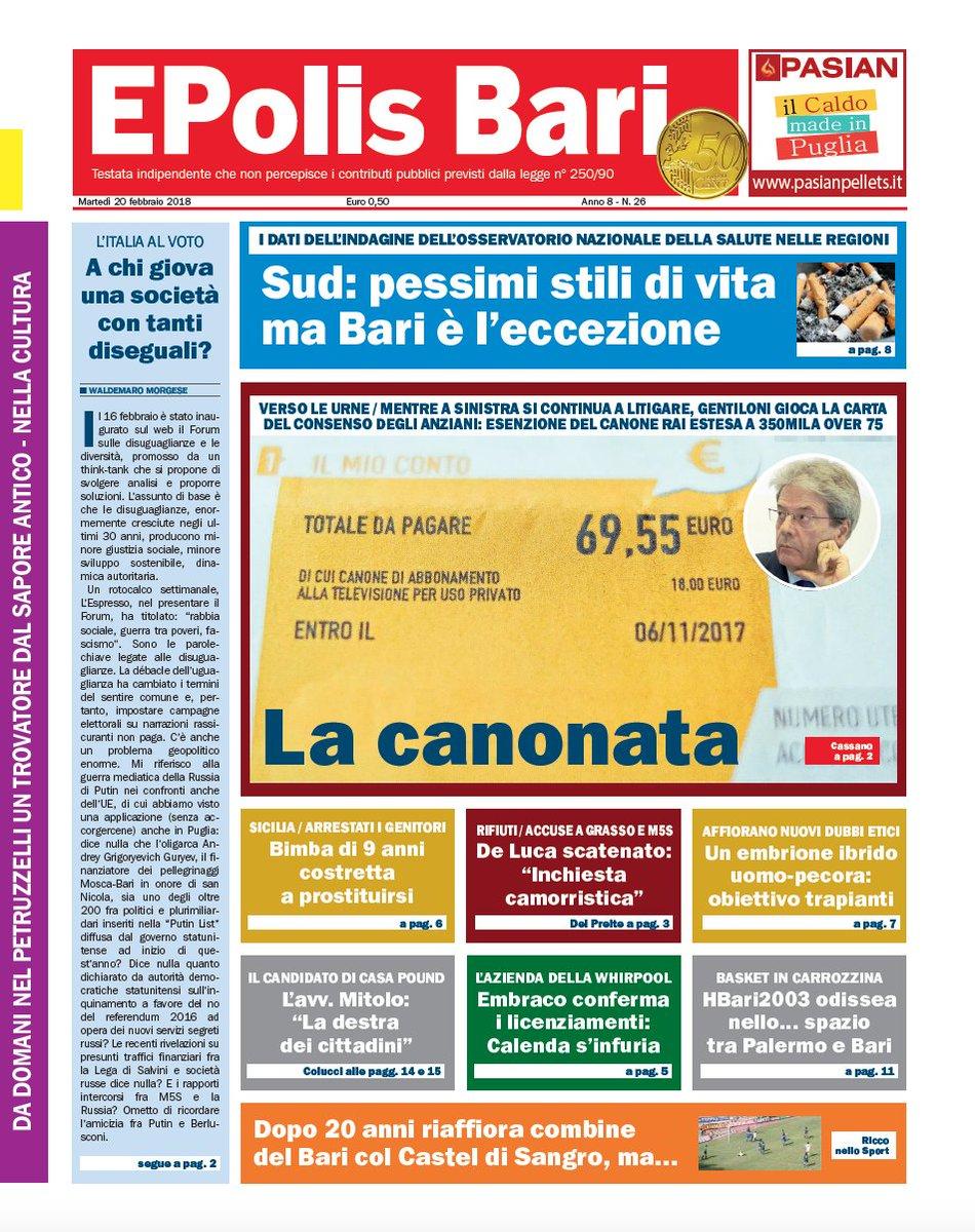 #CanoneRai