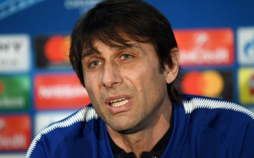 Conte: Facing Barcelona has given me sleepless nights https://t.co/xxb97CKDVQ https://t.co/InxZAuHlbv