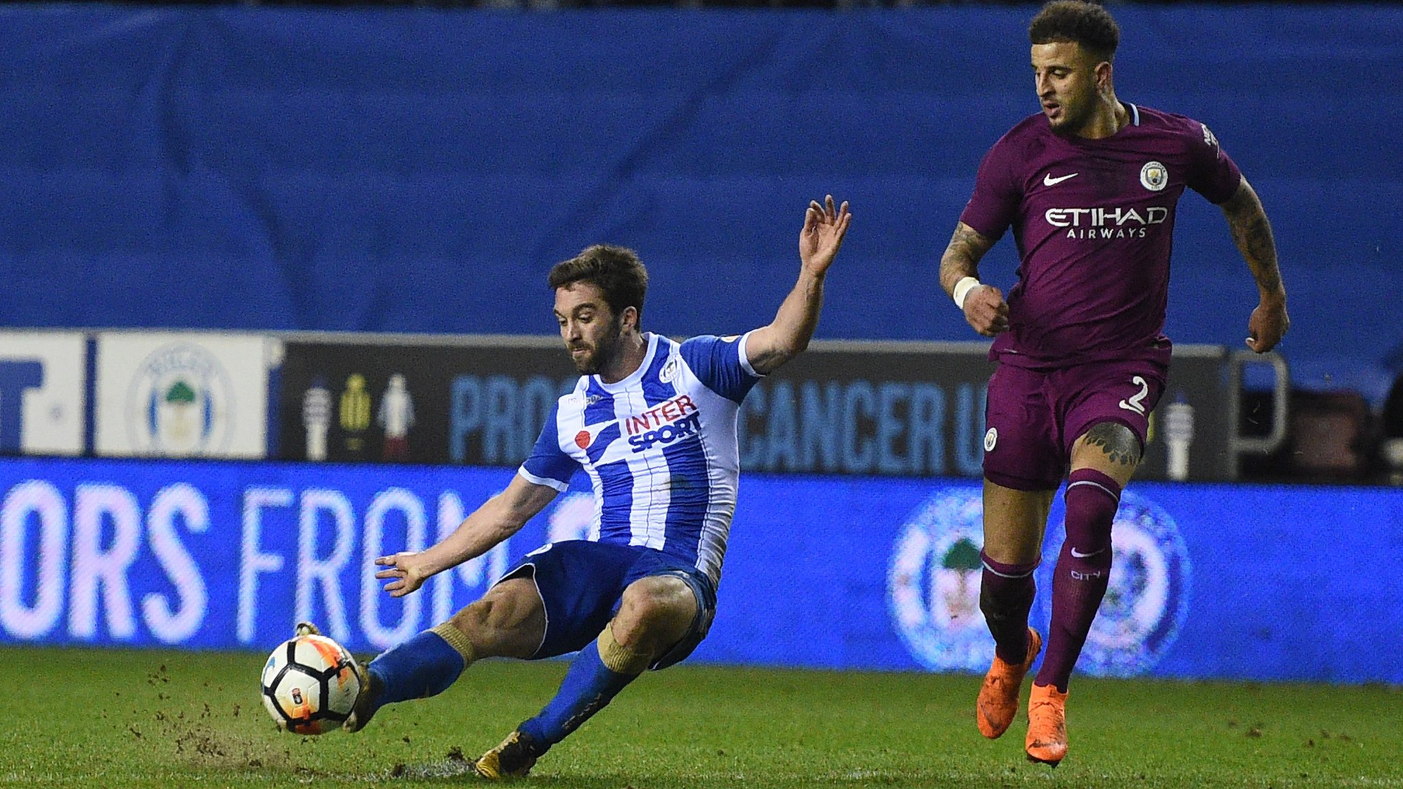 (BBC News):#FA Cup: #Wigan striker Will Grigg scores a crucial opening goal against.. https://t.co/mti5YZMkQK https://t.co/TPSrrHr050