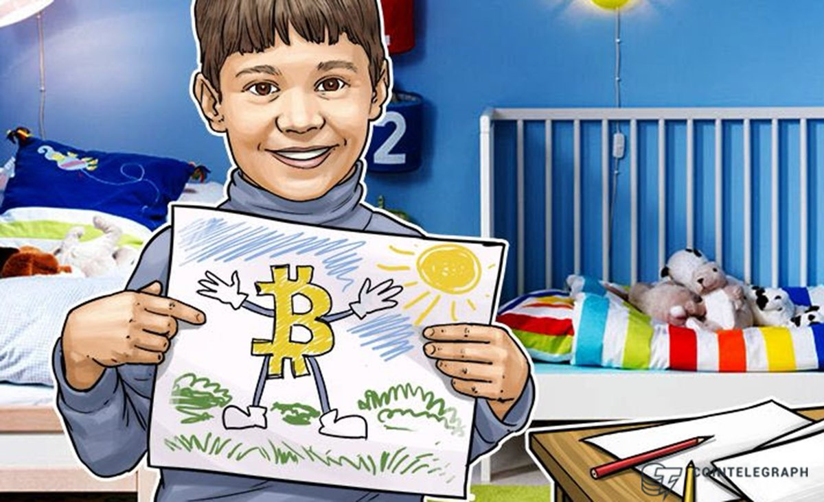test Twitter Media - Look for more video content on our Facebook page! Watch Russians go crazy with #Bitcoin: now they hold their kids in a crypto kindergarten! Turn on the sound! https://t.co/40fyyKEp0r https://t.co/4Kgy5iBKdI