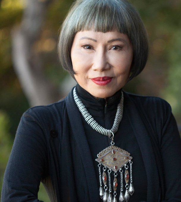 Happy birthday author, Amy Tan! You can check out her works from our collection. LINK: