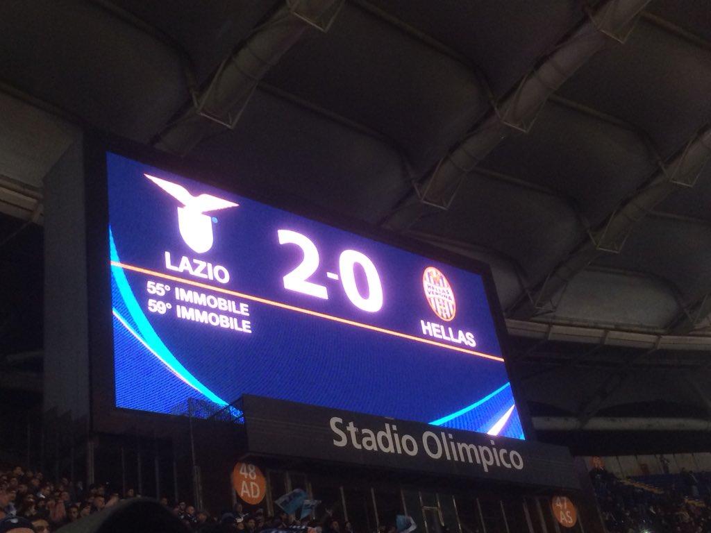 #LazioVerona