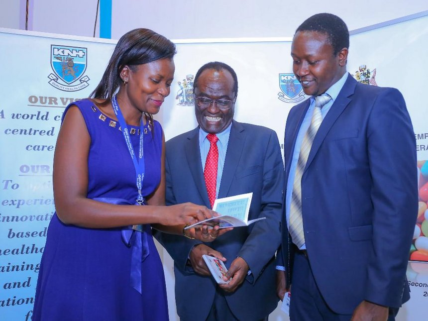 KNH develops guidelines to stop drugs resistance