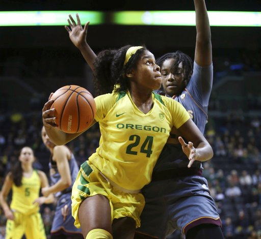 Oregon's Ruthy Hebard hits 33 straight field goals to set NCAA record -- for men or women @AnnieMPeterson https://t.co/JVplUf7enl https://t.co/Nq0WSPvWsS