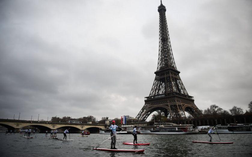 Sacré bleu! Paris lags in bid to lure City banks as Frankfurt leads the way https://t.co/QExrm3K0qf https://t.co/kpi3AkZBhq