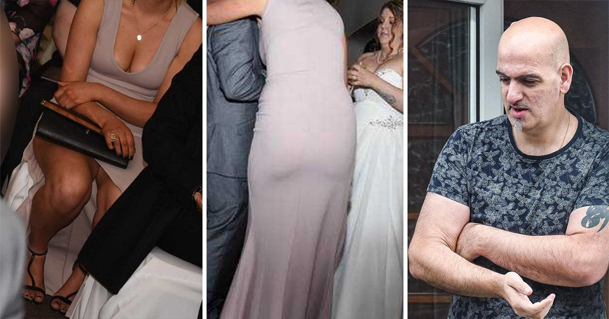 (Metro):#Wedding photographer took more pictures of bums than the groom : He took 96.. https://t.co/zHuh7Efoyt https://t.co/hpiJt7Unq6