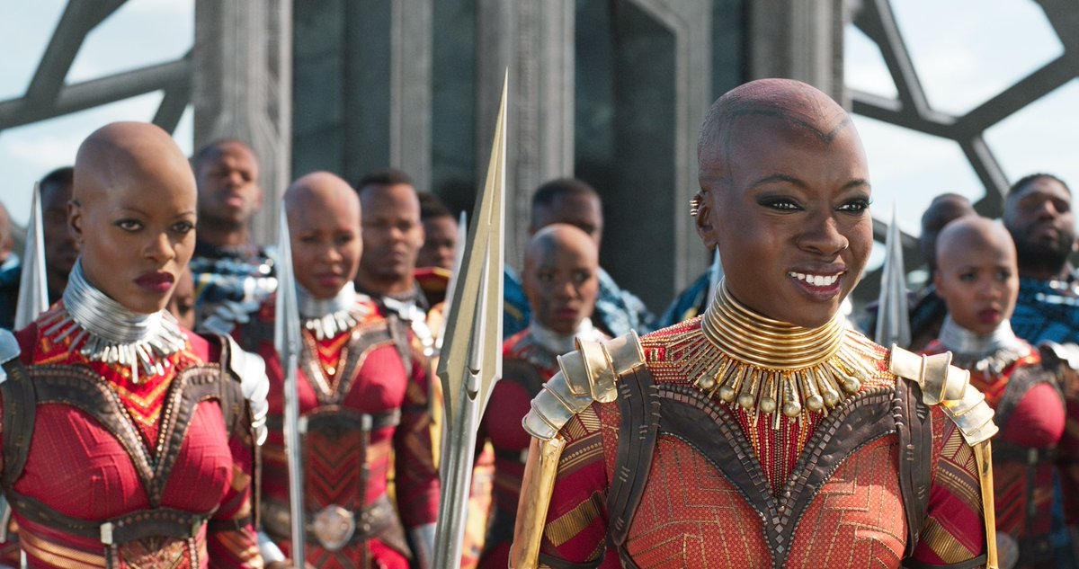 Black Panther had the biggest February debut of all time https://t.co/A5mg5Xgslm https://t.co/g36sskjzcc