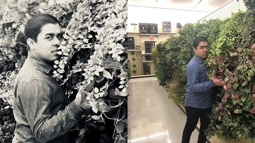 San Antonians are joining in on the latest internet craze - 'Hobby Lobby Challenge' https://t.co/8XHD1jlWHK (Photo courtesy of Mark Ramos) https://t.co/VpjoxWH32H