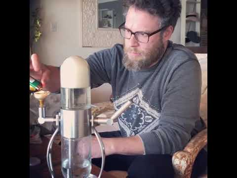@missymissbehave #SethRogen Smokes From Amazing #GravityBong! https://t.co/GGtCj9lA7R via youtube https://t.co/APj8B1AQQQ