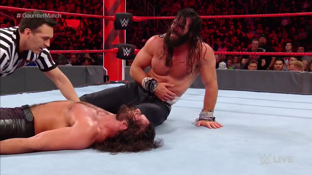 Even @FinnBalor gets in on the iameliaswwe