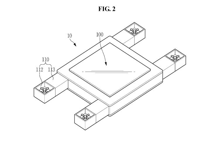 Samsung patents a drone that can be controlled by your eyes https://t.co/tfRH9nfcKf https://t.co/46dlMDfSrH