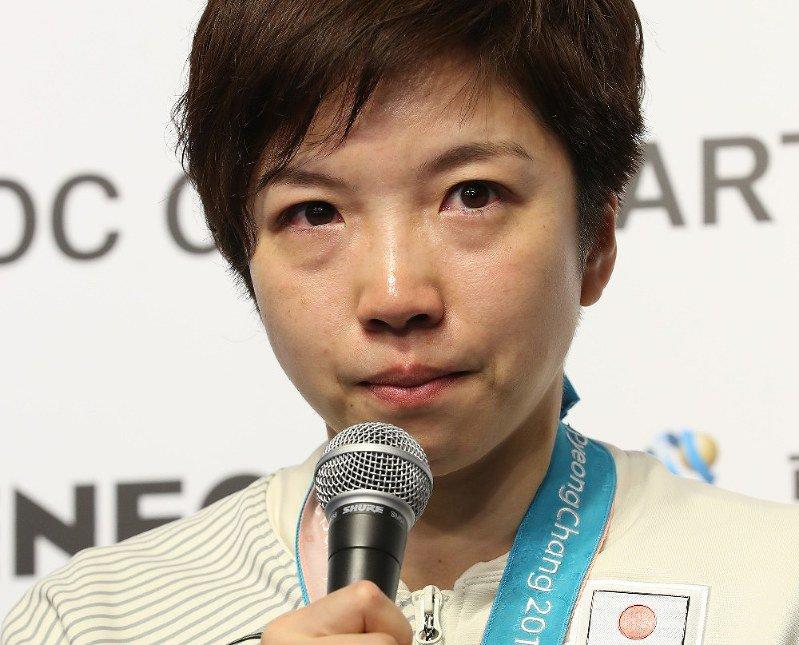 Pyeongchang gold medalist Kodaira in tears as she remembers late friend
