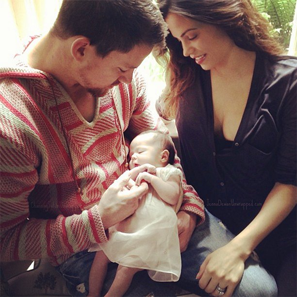 We're swooning over these romantic moments between Channing Tatum and Jenna Dewan Tatum: