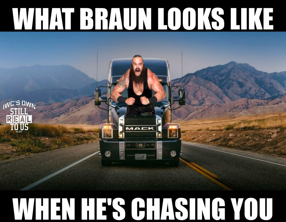 Braun Strowman is best for business. #RAW https://t.co/dc0AEhjeOH