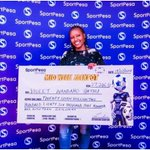 31-year old single mum is newest multimillionaire in Kenya courtesy of SportPesa (PHOTOs)