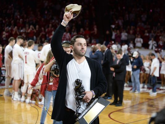 Oklahoma QB Baker Mayfield not expected to attend NFLdraft https://t.co/2Ay87zpLiz https://t.co/LNMODfLf2N