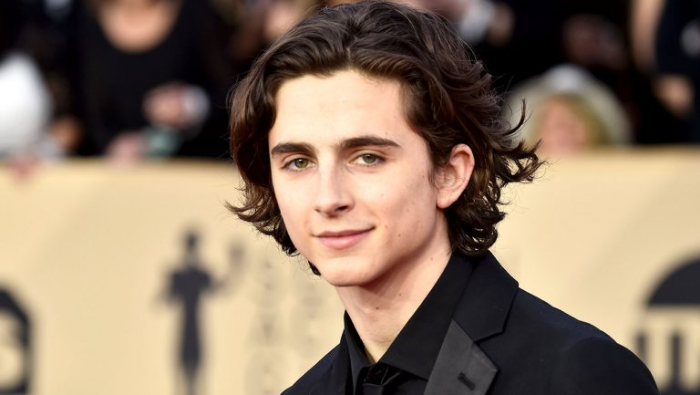 'Awards Chatter' podcast: Timothee Chalamet