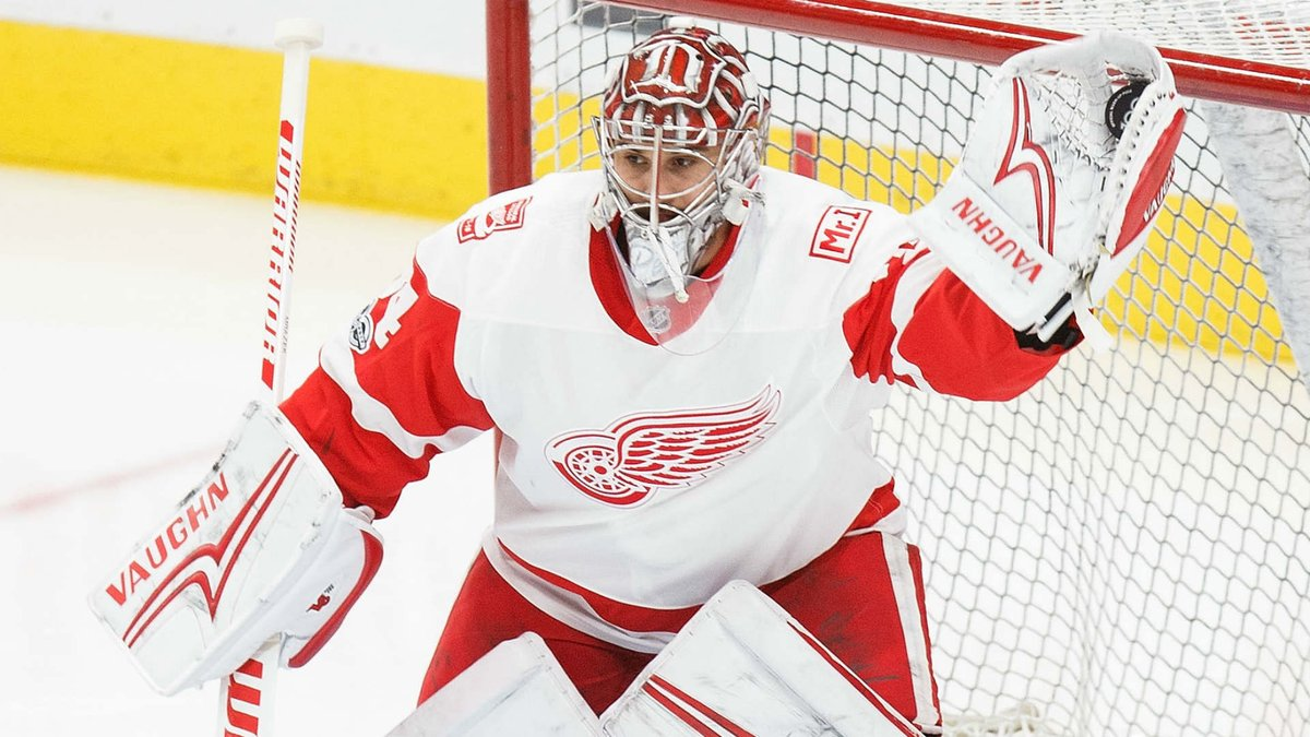NHL trade news: Flyers acquire Petr Mrazek from Red Wings https://t.co/i5tdW0W4KG https://t.co/c1JVglOFv9