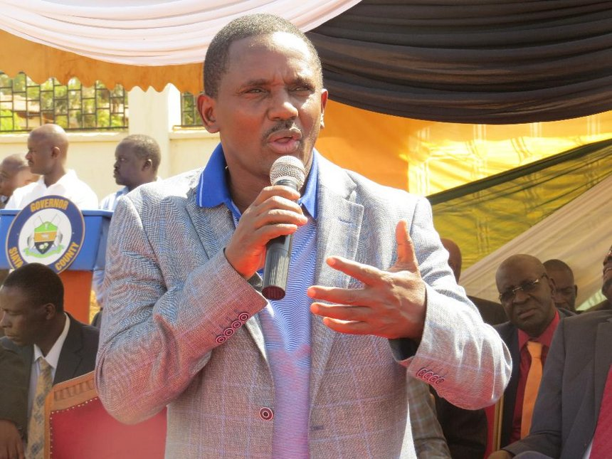 Gem MP opposes plan for Sh700m Siaya county assembly complex