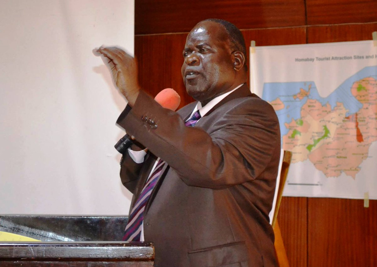Court nullifies Homa Bay Governor Cyprian Awiti's election