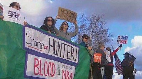 San Diego mothers demanding stricter gun laws
