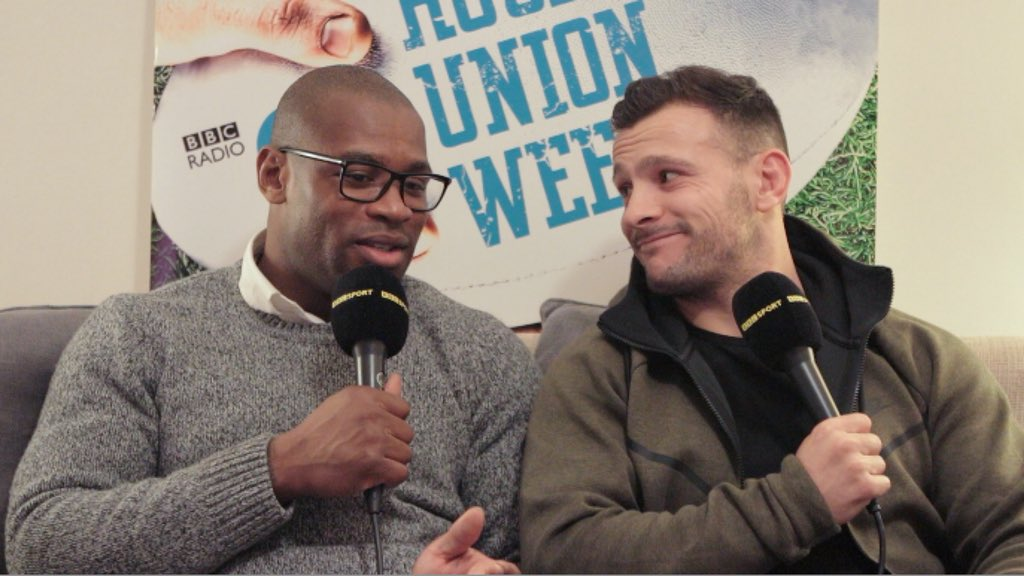 test Twitter Media - What a line-up on the Rugby Union Weekly podcast! ✅@ugomonye  ✅@chjones9 ✅Hadleigh Parkes ✅@J_George2 (Ant) ✅@dannycare (Dec) ✅@MarliePacker  🎧Listen here👇 https://t.co/Wr6Hx7Hq1M Download. Subscribe. Enjoy. Tell your friends. https://t.co/4aGbc3SDWf