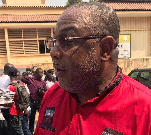 Guinée: Pourquoi Baidy Aribot n'a pas fait campagne pour l'UFR?