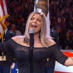 #Fergie Performs The U.S. National Anthem / 2018 NBA All-Star Game https://t.co/D80awGme4K käyttäjältä @YouTube https://t.co/0MKJSda5sk