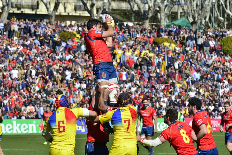 test Twitter Media - Spain seize the initiative in race for Rugby World Cup 2019 qualification #RWC2019 https://t.co/i65EIy15JI https://t.co/IV5fkqnjQg