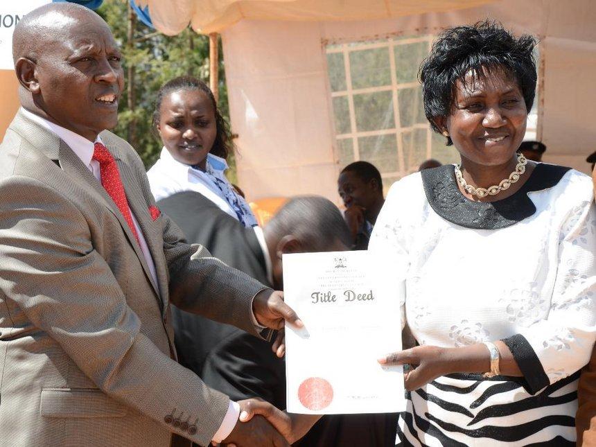 Kagumo, Ngandu among 86 schools issued with titles