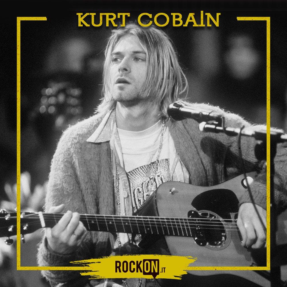 #KurtCobain