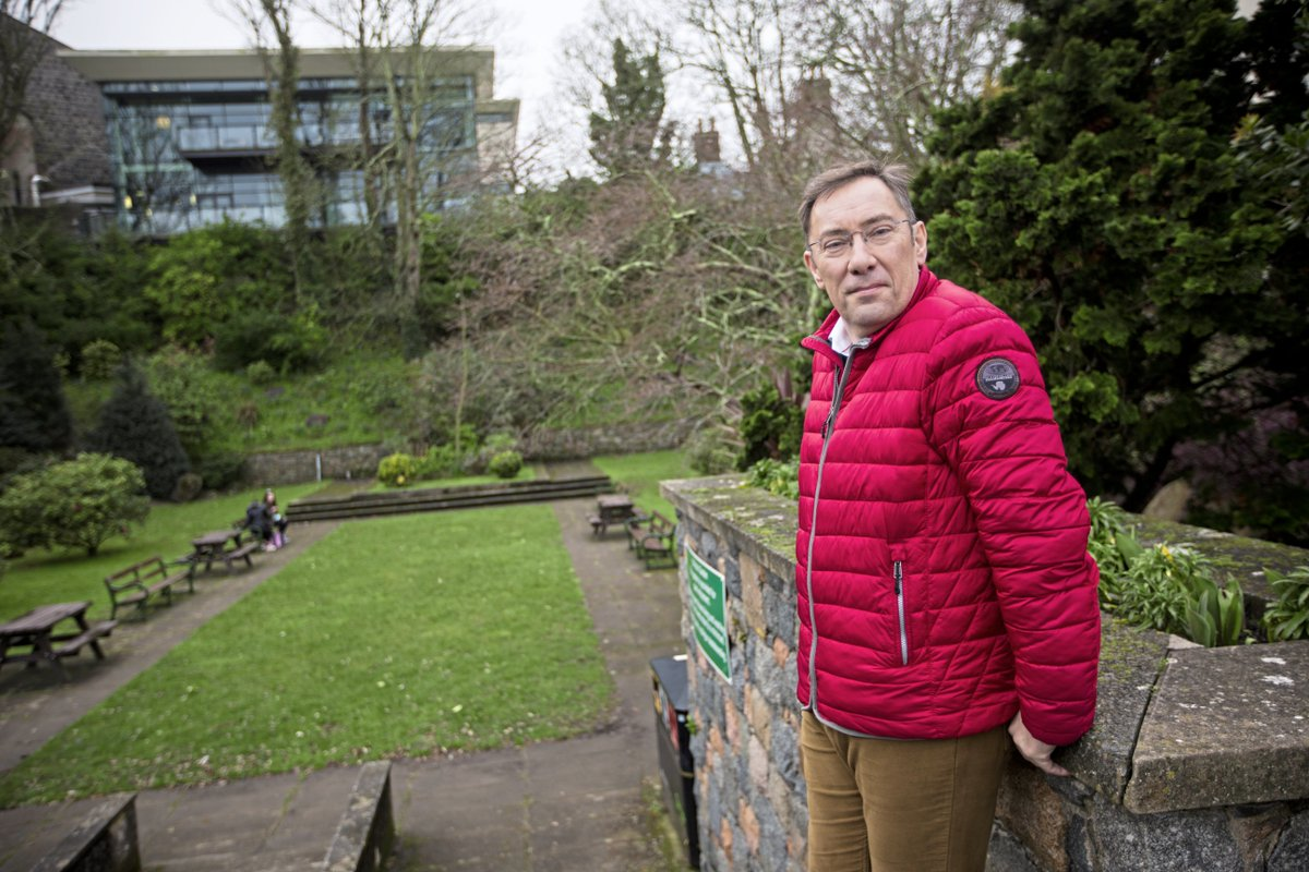 'Sunken Gardens is a great spot to have RGLI memorial'