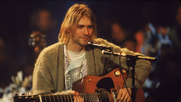 Happy birthday to Kurt Cobain The rock legend would have been 51 today