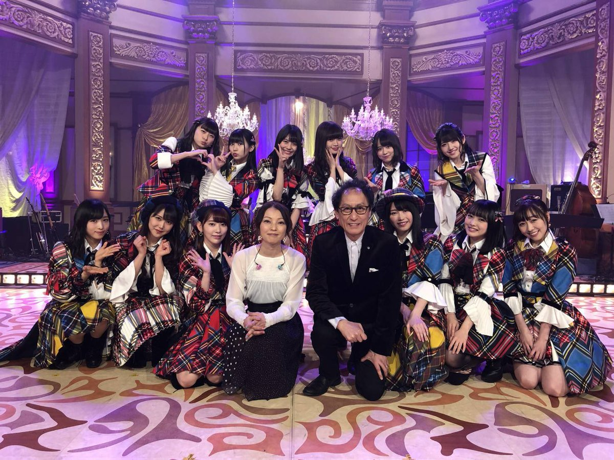 test ツイッターメディア - 「西川貴教の僕らの音楽」CSフジテレビNEXT AKB48、HKT48で収録! #昨年AKB紅白でお世話なりましたきくちPさんに再会! そして、HKT48は「空耳ロック」を披露!  4月26日(木)19:00〜OAです!お楽しみに!  #西川貴教 さん #武部聡志 さん #加藤いづみ さん #きくP さん  #HKT48 マネージャーT https://t.co/Lqiz2nLVd8