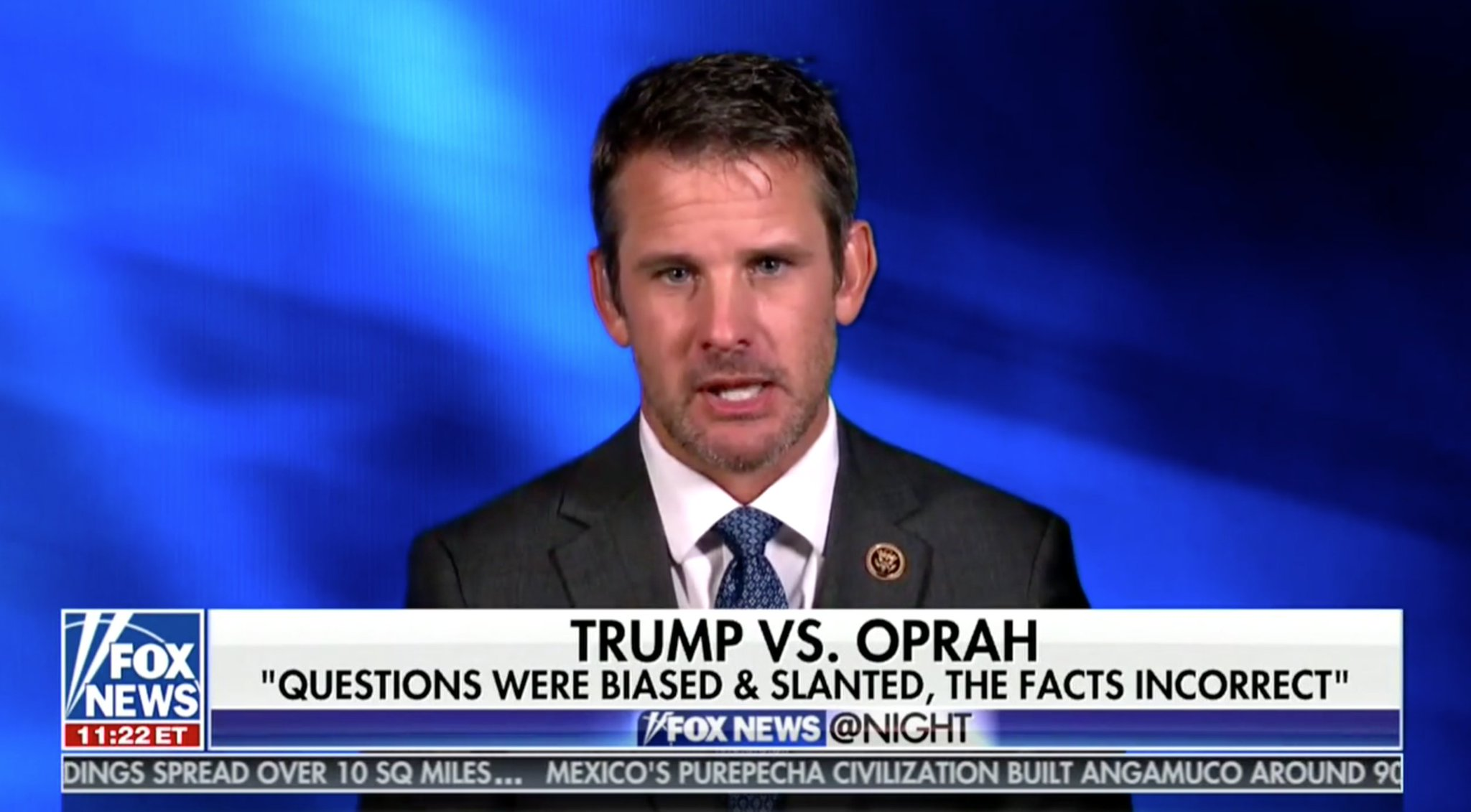GOP Rep: Oprah Does Great Television, But 'Hasn't Shown The Qualifications' To Be President https://t.co/jAWPDb5JpT https://t.co/7GcbQv0mVh
