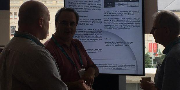 Chilenos participaron en congreso internacional sobre genética   vía @Revista_Aqua   https://t.co/32fpBU0kmW https://t.co/5syx1OBFG7