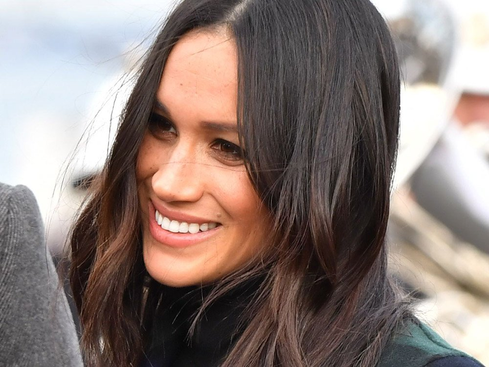 Meghan Markle Swears By The Same Beauty Product As Kim Kardashian West