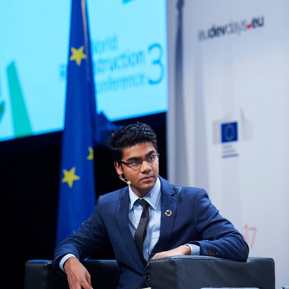 "test Twitter Media - ""EDD 2017 gave me & 15 young leaders a platform to represent the young voices on the international stage & give our inputs in the decision-making process."" Suman Kumar. Apply https://t.co/dgudPqoNEF to be a Young Leader & make ur voice count! #shEDDs #EDD18 #YoungLeaders @uewns https://t.co/mxFYFuIkFv"