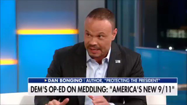 """PEAK OF INSENSITIVITY"": @dbongino reacts to Rep. Castro comparing Russian meddling to 9/11 https://t.co/Y4y0hKA3Gy"