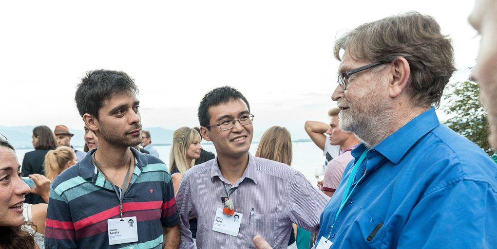 test Twitter Media - Happy birthday to our friend and #NobelLaureate George Smoot! The physicist joined us in #Lindau often since receiving the 2006 @NobelPrize with John C. Mather for the discovery of the blackbody form and anisotropy of the cosmic microwave background radiation. https://t.co/CxyThbPf4h