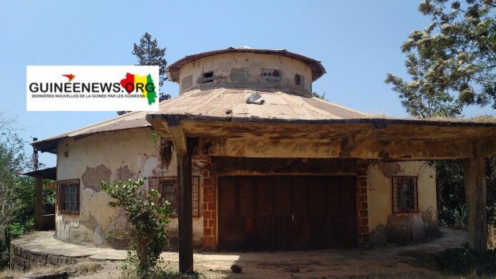 La maison de feue Miriam Makéba, cet héritage panafricain aux oubliettes | Guinéenews