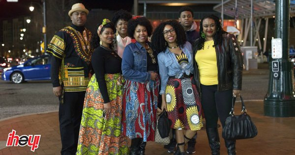 �� ¡Explotando la moda africana! Así se vistieron para ir a ver  #BlackPanter �� https://t.co/y756yhmeK1 https://t.co/tDCjkiDC5c