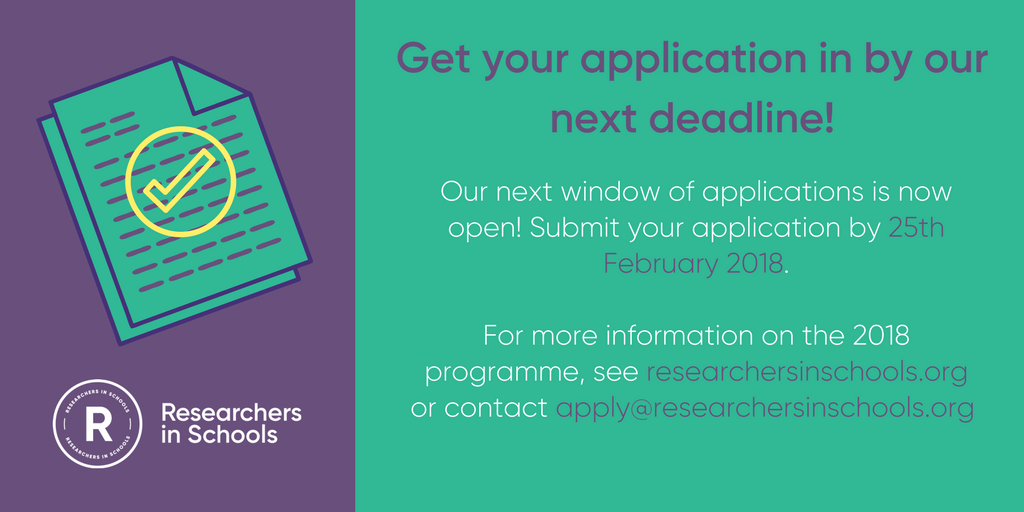 test Twitter Media - Next application deadline for @RISchools is 25 Feb, but there's no need to wait! Submit an application today and use your #PhD to teach, research and make a difference! @getintoteaching #phdfun #phdlife #phdchat #phdforum #ECR #ECRchat #thesis #gradschool #teaching #phdcareers https://t.co/sZ6Pw6HgPf