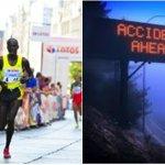 Promising Kenyan athlete dies in freak Kikopey accident