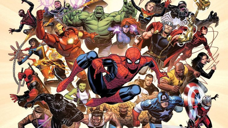 "Marvel teases ""fresh start"" for superhero comic book line"