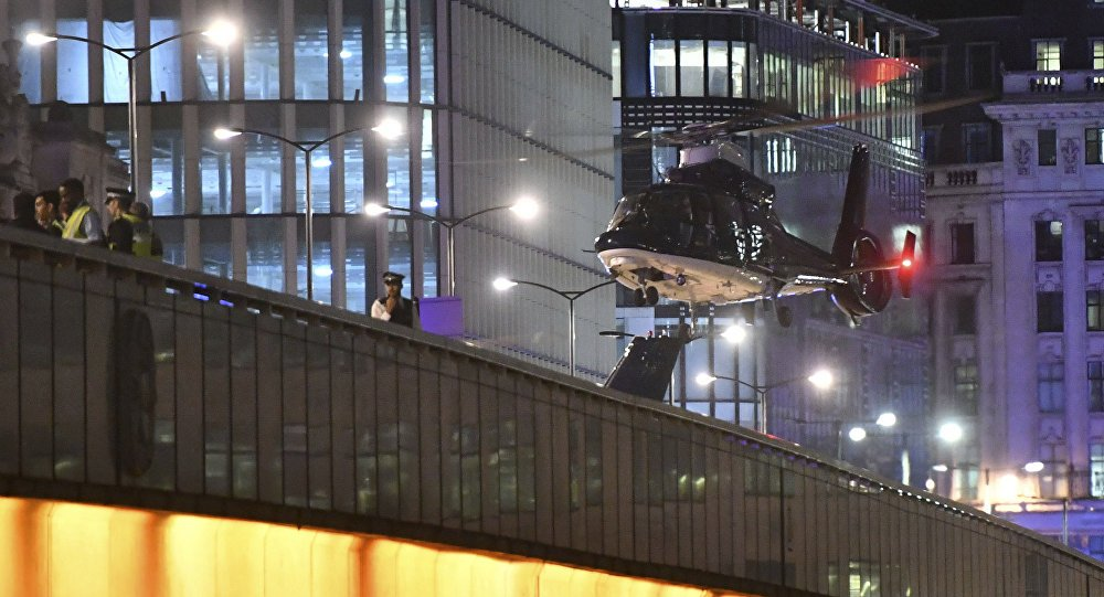 MI5 'watched on CCTV' as Londo london attack