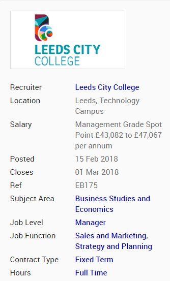 test Twitter Media - Do you have skills in project management? Have experience working with employers and Further Education providers?  @WYCColleges  has a vacancy for a Project Manager. Closing Date: Thursday 01 March 2018. For further details: https://t.co/0V7MjcJqh9  #jobs https://t.co/Mhp3NsJjiG