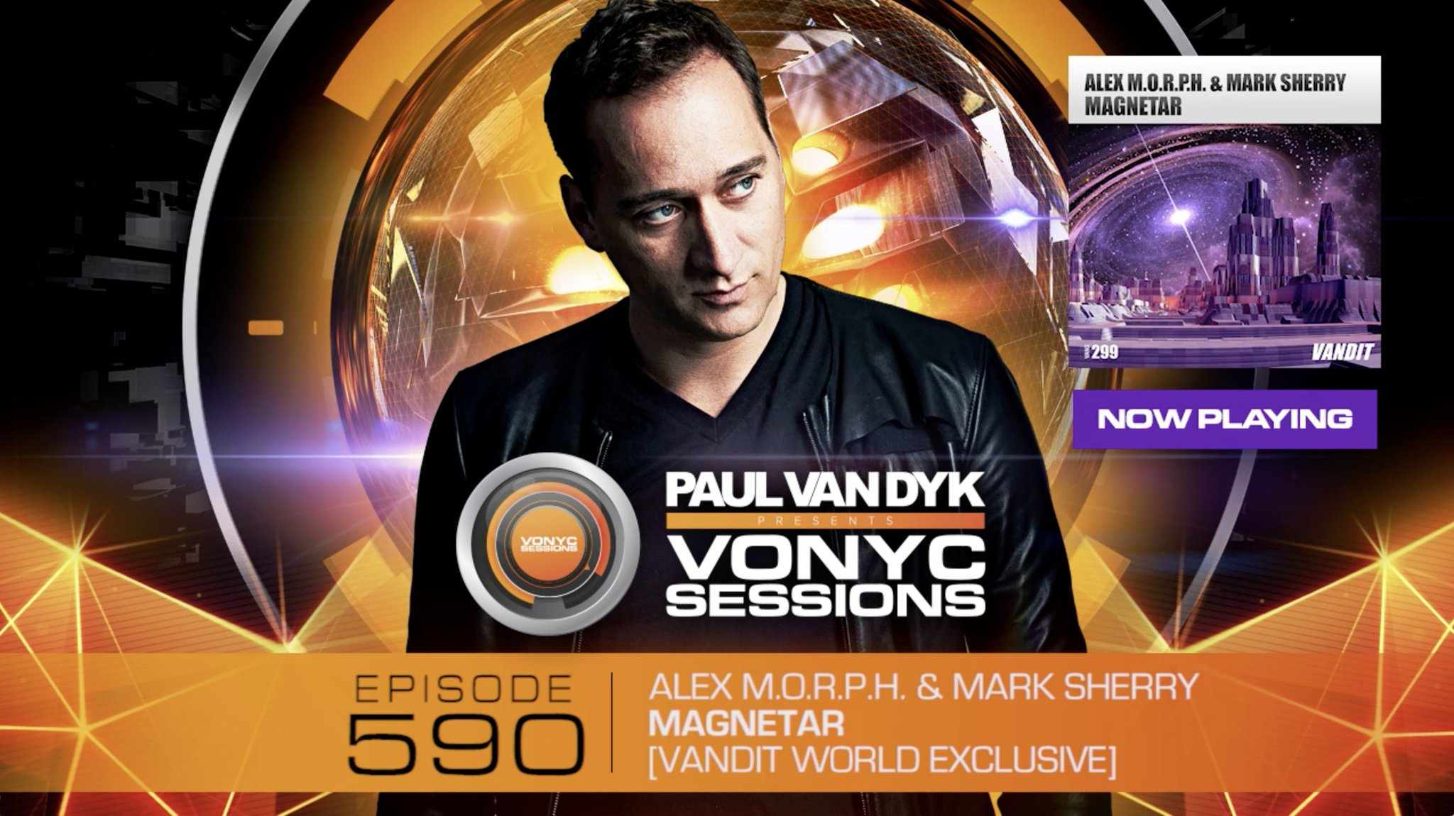 Welcome to VONYC Sessions 590 - The Trance Chronicles! Now live on https://t.co/v0LuX7UfIe #PvDVS590 https://t.co/FEu6bVNOHV
