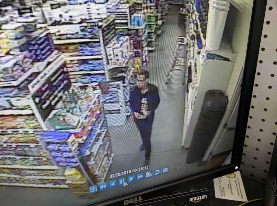 Suspect sought in Daytona Beach Shores Dollar General robbery